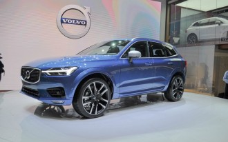 2018 Volvo XC60 redesigned, priced from $42,495