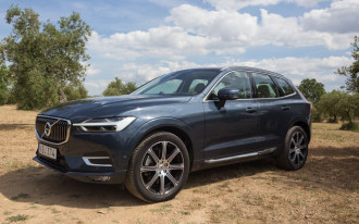 2018 Volvo XC60 video road test