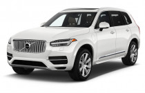 2018 Volvo XC90 T8 eAWD Plug-In Hybrid 7-Passenger Inscription Angular Front Exterior View