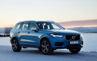 2018 Volvo XC90 plug-in hybrid SUV: bigger battery, slight range boost