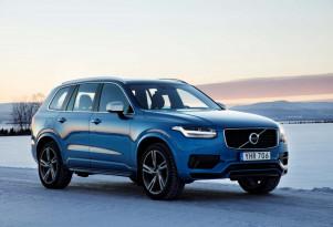 2018 Volvo XC90 plug-in hybrid SUV: bigger battery, slight range boost