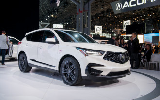 2019 Acura RDX gets $38,295 base price, tops out just below $50,000