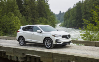 2019 Acura RDX first drive video: the clean-sheet crossover SUV