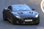 2019 Aston Martin Vanquish spy shots