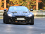 2020 Aston Martin Vanquish spy shots - Image via S. Baldauf/SB-Medien