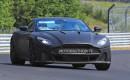 2019 Aston Martin Vanquish test mule spy shots - S. Baldauf/SB-Medien