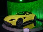 2019 Aston Martin Vantage, 2017 Los Angeles Auto Show