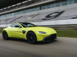 2019 Aston Martin Vantage first drive review: tilting at windmills