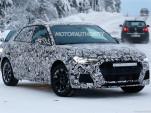 2019 Audi A1 spy shots - Image via S. Baldauf/SB-Medien