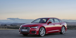 2019 Audi A6: the digital luxury sedan