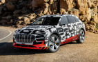 Audi locks in some specs for the 2018 e-tron electric SUV