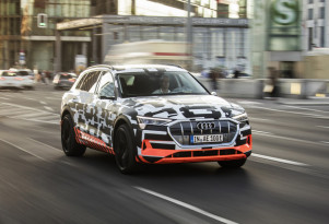 Audi e-tron electric SUV debut delayed in latest diesel backlash