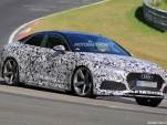 2019 Audi RS 5 spy shots - Image via S. Baldauf/SB-Medien