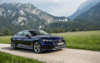 2019 Audi RS 5 Sportback first drive review: Faith at unholy speeds