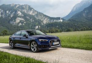 2019 Audi RS 5 Sportback first drive