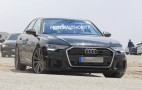 2019 Audi S6 spy shots and video