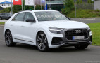 2019 Audi SQ8 spy shots and video