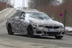 2019 BMW 3-Series spy shots and video