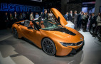 2019 BMW i8: larger battery, more range, and new Roadster