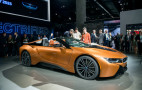 2019 BMW i8 Roadster revealed