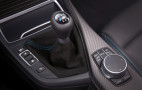 BMW M isn't ready to ditch the manual transmission yet