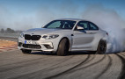 "Next BMW M2 internal nickname is ""drift machine"""