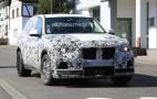 2020 BMW X5 M spy shots