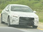 2019 Buick Regal Sportback GS spy shots