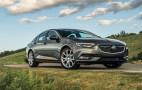 2019 Buick Regal offered with upmarket Avenir trim