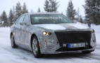 2019 Cadillac CT6 spy shots and video
