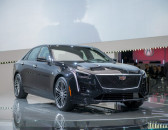2019 Cadillac CT6, 2018 New York auto show