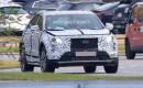 2019 Cadillac XT4 spy shots - Image via S. Baldauf/SB-Medien