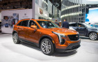 2019 Cadillac XT4 crossover SUV looks good, feels like more of the same