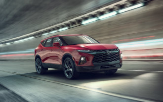 2019 Chevrolet Blazer back from the dead, will cost $29,995 to start