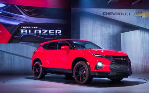2019 Chevrolet Blazer vs Subaru Forester, Toyota RAV4 ...