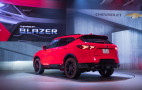 2019 Chevy Blazer, 2018 Lexus LC 500h, Ford vs Ferrari: The Week In Reverse