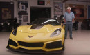 2019 Chevrolet Corvette ZR1 at Jay Leno's Garage