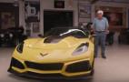 2019 Chevrolet Corvette ZR1 roars into Jay Leno's Garage