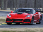 2019 Chevrolet Corvette ZR1 at Virginia International Raceway