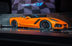 2019 Chevy Corvette ZR1 actually wasn't planned