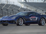 2019 Chevrolet Corvette ZR1 pace car for the  2018 Indianapolis 500