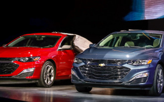 Chevy's new face, Riding in a Subaru rally car, Smart goes electric: What's New @ The Car Connection