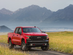 2019 Chevrolet Silverado first drive, Wyoming, August 2018