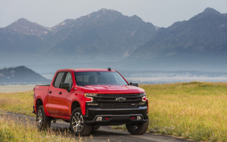 2019 Chevrolet Silverado first drive: American work horse