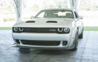 2019 Dodge Challenger boasts 797-horsepower SRT Hellcat Redeye