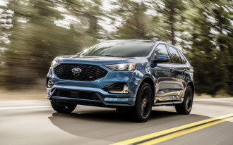 Hot crossover: 2019 Ford Edge ST to cost $43,350