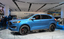 2019 Ford Edge ST, 2018 Detroit auto show