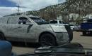 2020 Ford Explorer spy shots