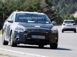 2019 Ford Focus spy shots - Image via S. Baldauf/SB-Medien