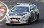 2019 Ford Focus Wagon spy shots and wagon